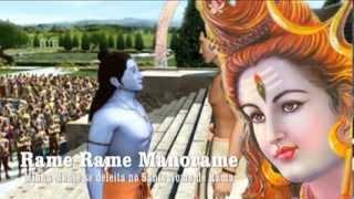 Sri Rama Rama Rameti com tradução