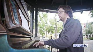 Kramer - Lamentation (Mécénat Musica 105.3 Russell & Kramer) Classical Music Video