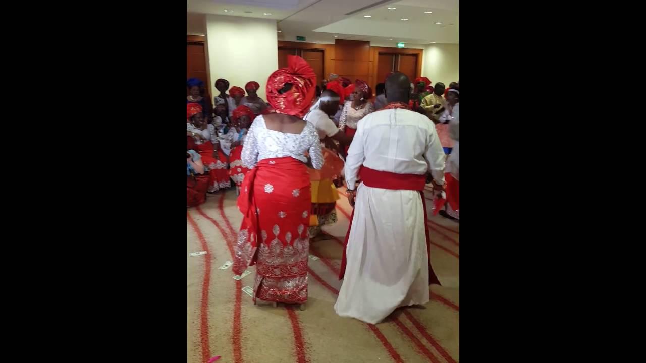 Download Olu of Warri Visit To London omoko dance