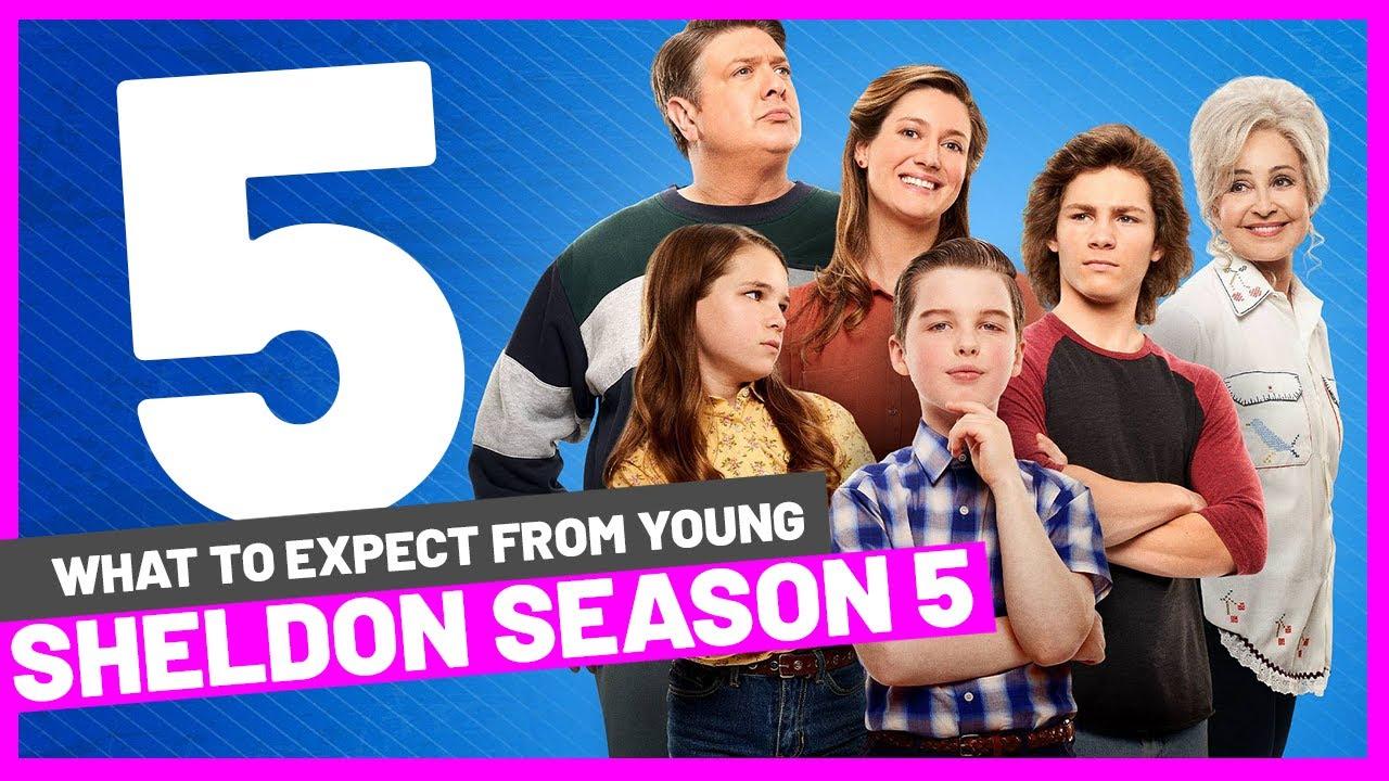 young Sheldon Season 5 - What To Expect From Young Sheldon Season 5 ? trailer ? - YouTube