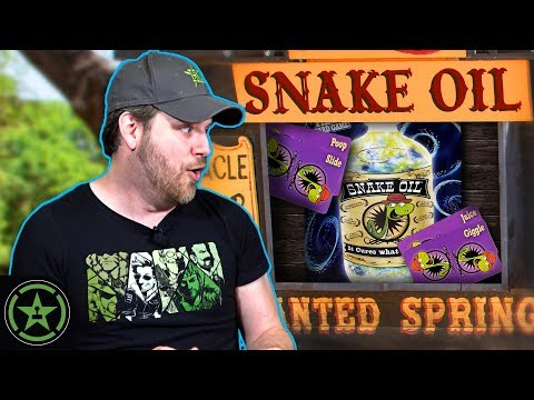 TOO GOOD TO BE TRUE! - Snake Oil - Let's Roll