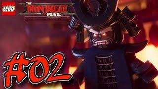 THE LEGO NINJAGO MOVIE VIDEOGAME GAMEPLAY #02 Deutsch 🐉 Garmadon greift Ninjago an