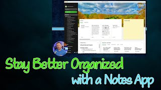 How to stay organized using a Notes app