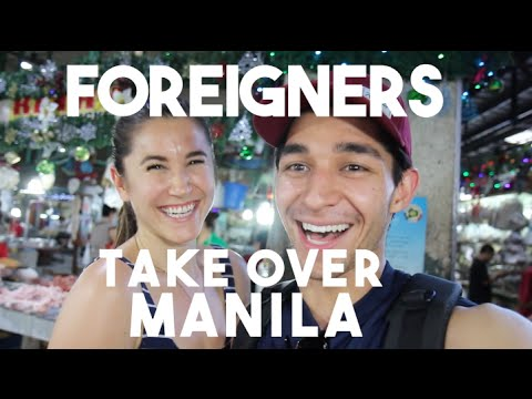 Foreigners Take Over Manila (Vlog 40 - Makati, Philippines)