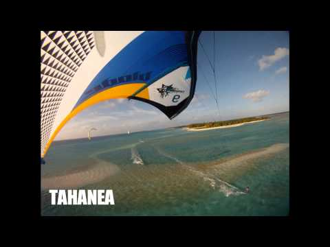 South Pacific Kiteboarding Dream: The Tuamotus
