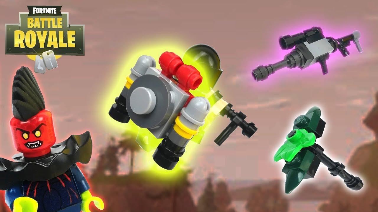 Lego fortnite tryx