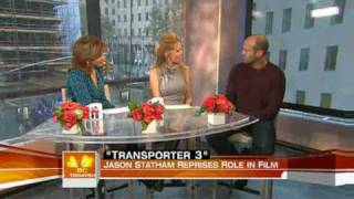 Today Show Interview Jason Statham