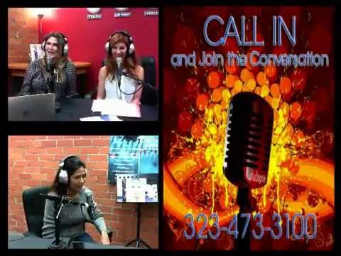 Veera Mahajan of The Malibu Chronicle on Del & Debi Mind Body Soul 11 08 16