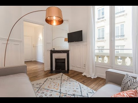(Ref: 16171) 2-Bedroom furnished apartment for rent on Avenue Mozart (Paris 16th)