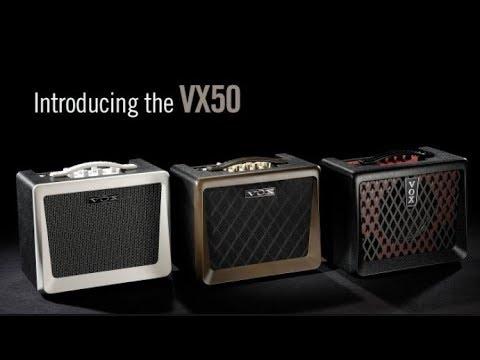 vox vx50 bass acoustic keyboard amps youtube. Black Bedroom Furniture Sets. Home Design Ideas