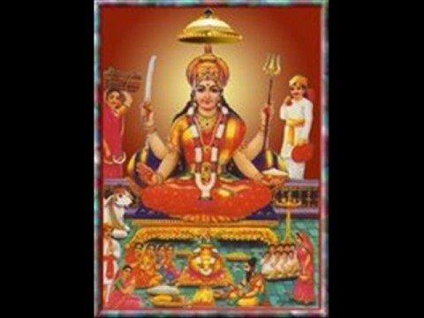 Bhavani Bhujangam Stotram Hindu Devotional Song - Adi Shankaracharya