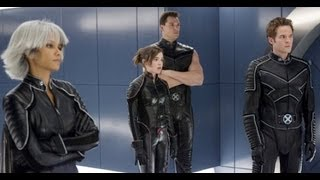 AMC Movie Talk - X-MEN DAYS OF FUTURE PAST Storyline, Mel Gibson as EXPENDABLES 3 Villain?