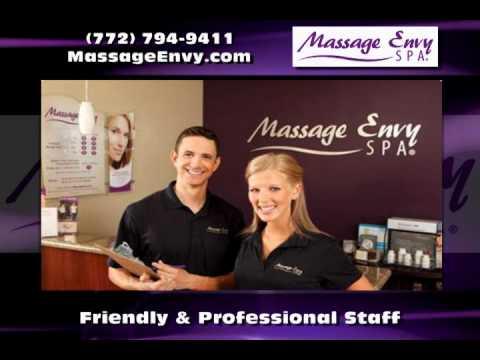 Sports Massage Vero Beach FL - Massage Envy Spa