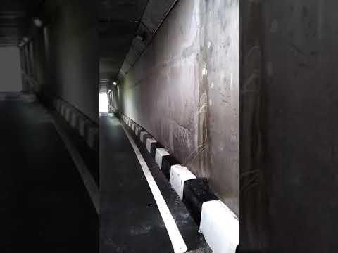 Water Linkage at underpass Terminal 3 Soekarno Hatta International Airport Indonesia