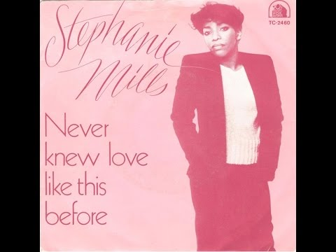 Stephanie Mills - Never Knew Love Like This Before (HD) 1980
