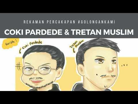 COKI PARDEDE dan TRETAN MUSLIM TALKING ON RADIO