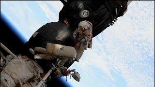 Espectaculares vídeos espaciales