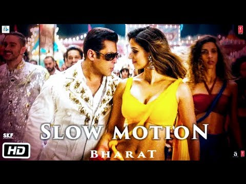 Bharat Slow Motion Song Salman Khan And Disha Patani Slow Motion Whatsapp Status