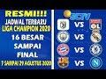 🔴TERBARU 👌Jadwal  Liga Champion 2020   JUVENTUS VS LYON   BARCELONA VS NAPOLI   LIVE SCTV
