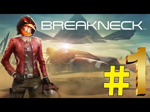 Breakneck iOS Gameplay: Part 1