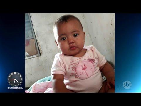Bebê esfaqueada durante briga está internada em estado grave | Primeiro Impacto (25/04/18)