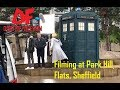 DOCTOR WHO NEWS - Filming At Park Hill Flats, Sheffield