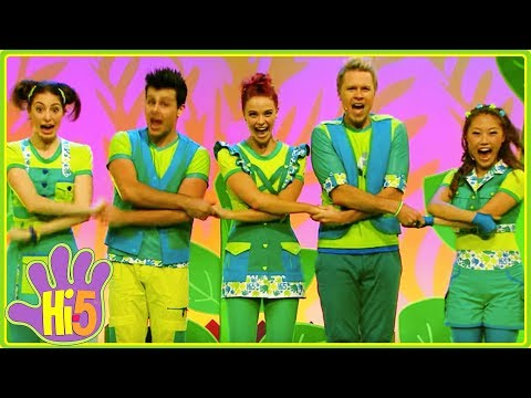 Hi-5 Songs | Dinosaurs - Hi-5 Season 14 Songs of the Week