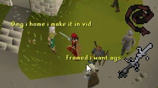 PKing For The Poor Noobs Of OSRS