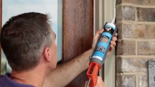 Lower Your Energy Bills by Weatherizing Your Home | How to Seal Windows and Doors Video