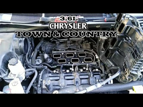 SPARK PLUG & IGNITION COIL REPLACEMENT (2011-2016 CHRYSLER TOWN & COUNTRY)