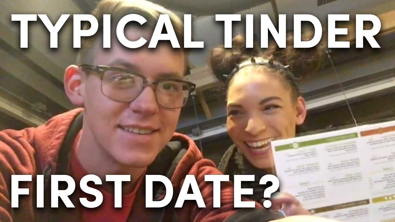 First tinder date meme