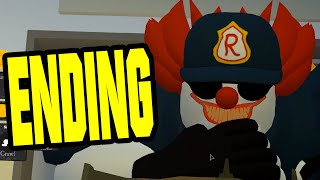 ROBLOX RONALD Piggy Chapter 2 TRUE ENDING