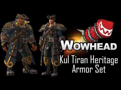 Kultiran Heritage Armor Set