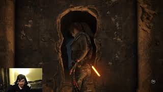 Rise of the Bread Raider - Day 4 (Rise of the Tomb Raider)