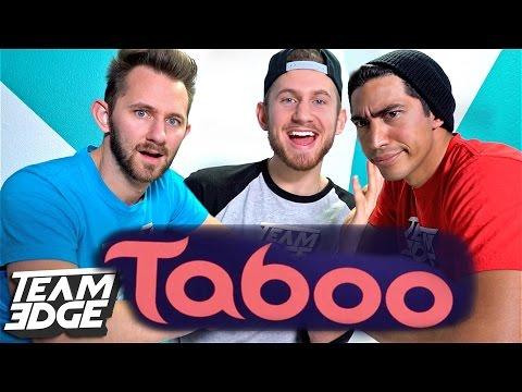 TABOO CHALLENGE!!