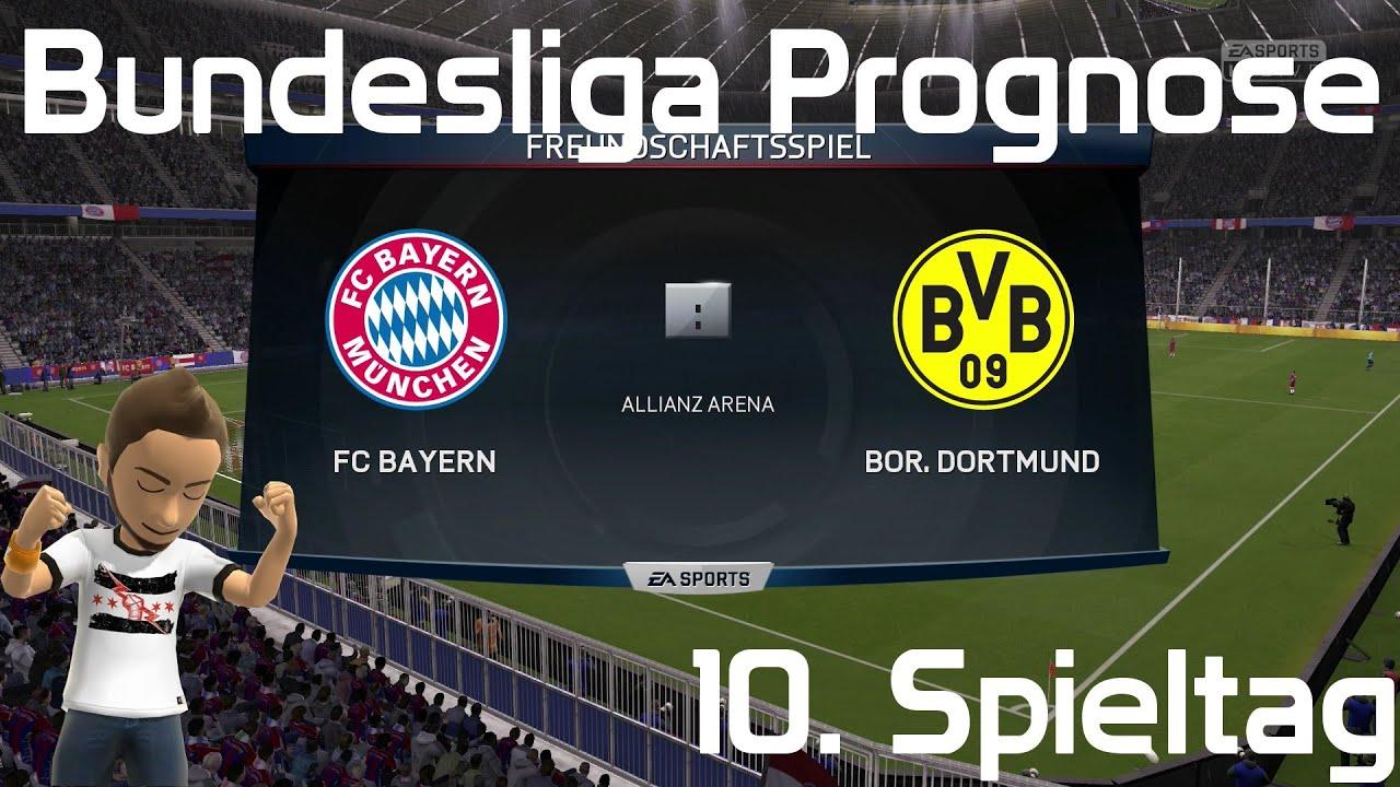 Bundesliga Tipps 10 Spieltag