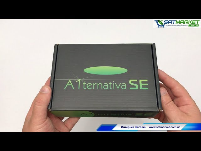 Видео обзор U2C A1ternativa SE
