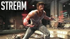 X-Men Origins Wolverine The Game Stream