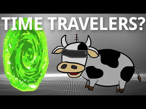 Where are all the Time Travelers?