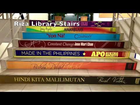 The Company in Ateneo De Manila University, Rizal Library