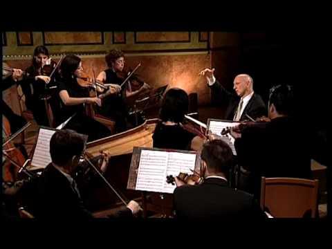 J.S. Bach. Ouverture 1b, RSI, Fasolis