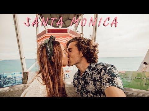 A Day in Santa Monica-VLOG