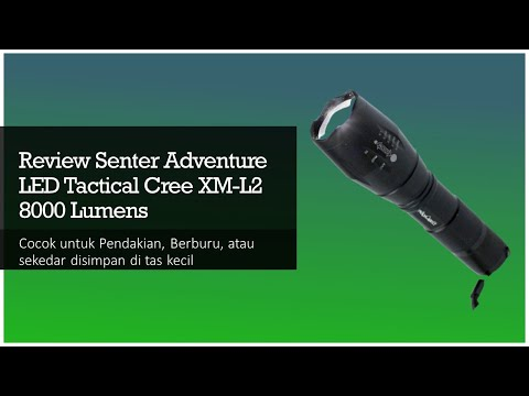 review-senter-led-tactical-cree-xm-l2-8000-lumens