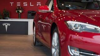 Tesla Files 2.1 Million Shares Stock Offering