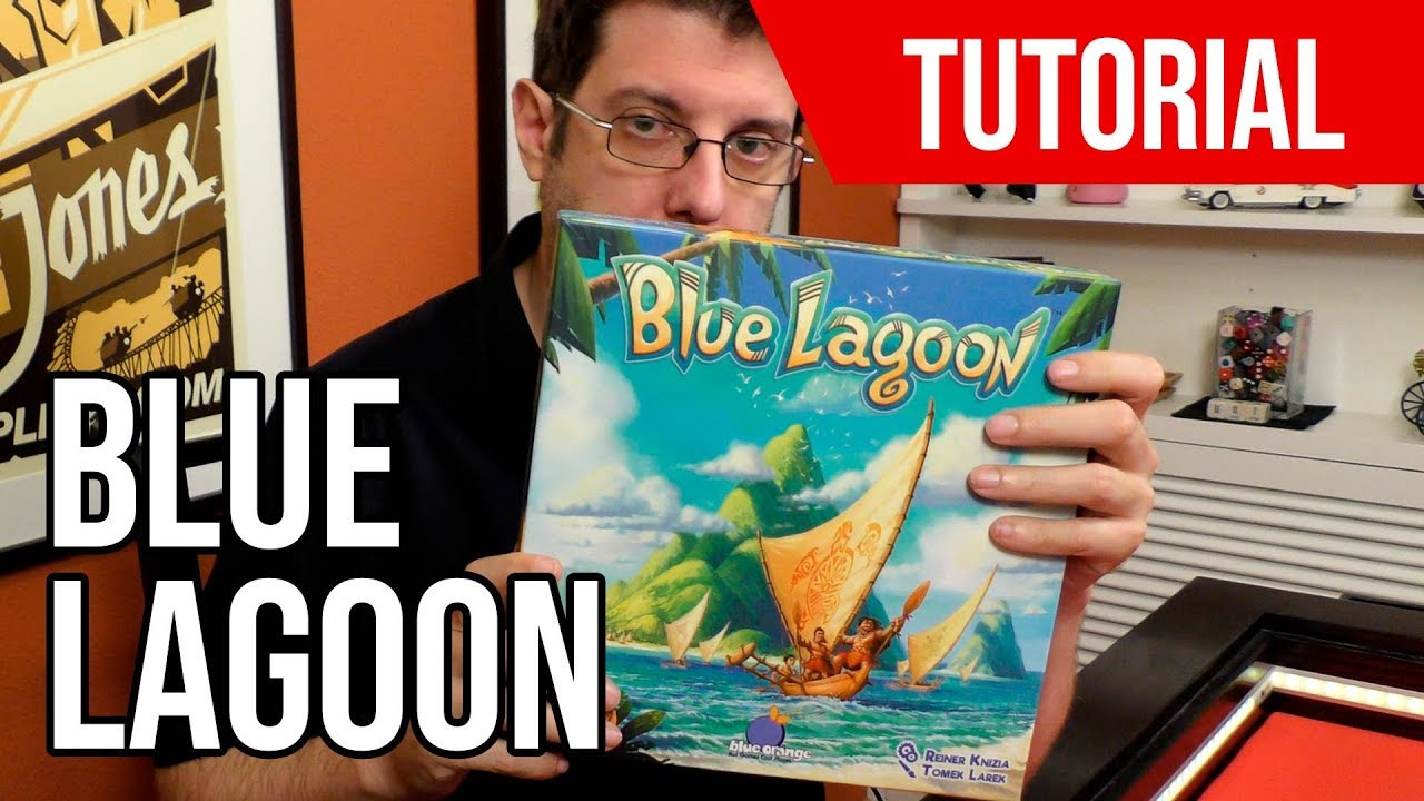 Blue Lagoon    Tutorial