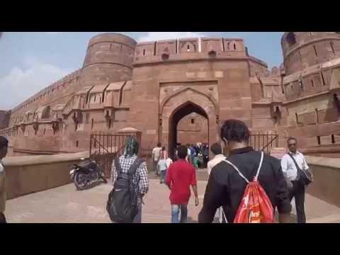 Taj Mahal - My Visit to Agra - Sep 2016