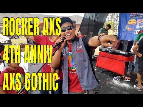 Kemeriahan Anniversary AXS Gothic ke-4 D'Kayangan Jababeka