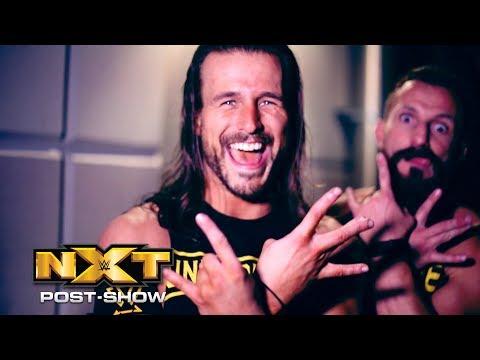 Undisputed ERA guarantee a WarGames victory: NXT Post-Show, Nov. 14, 2018