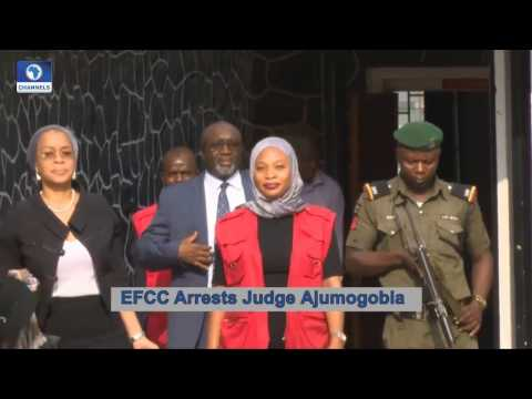 EFCC Arrests Justice Ajumogobia