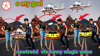 April 14, 2021NEW TREND INVISIBLE VFX GIRL MAGIC VIRAL VIDEO KINE MASTER EDITING